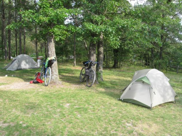 Tomahawk Creek Campground