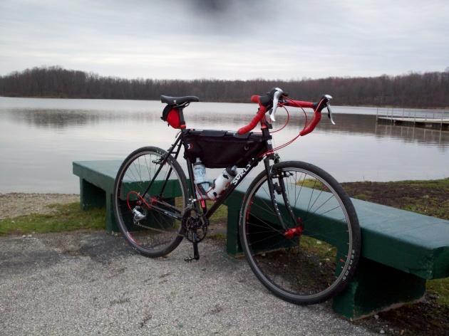 Sunny Lake Park in Aurora, Ohio